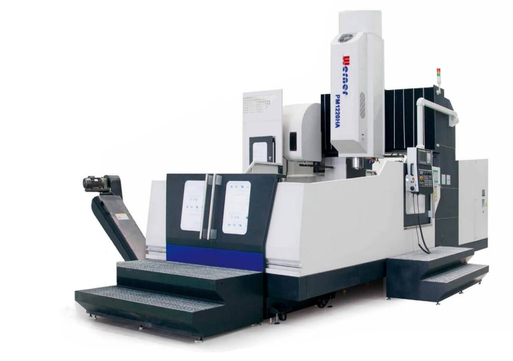 Horizontal HMT Machine Center