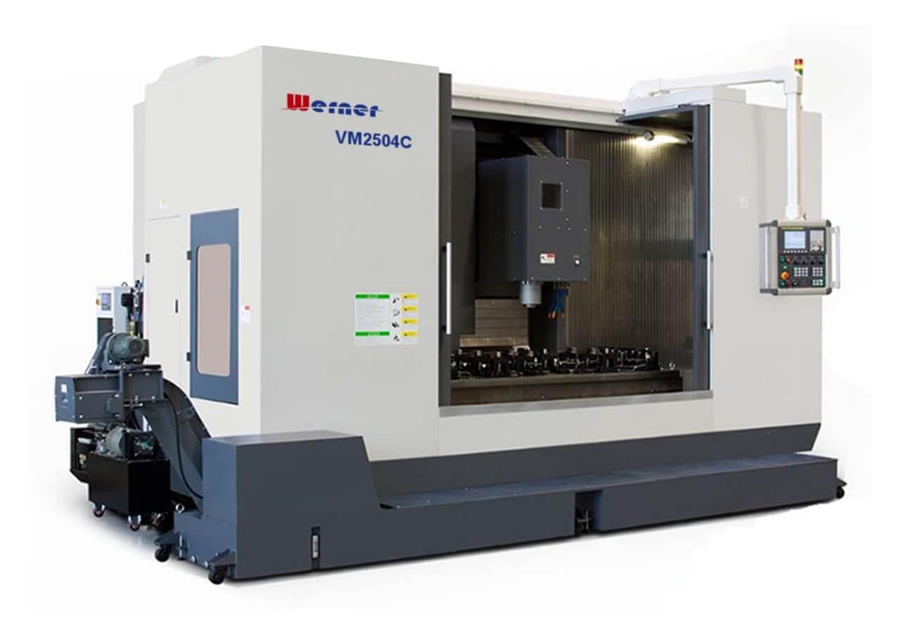 Werner VM2504C