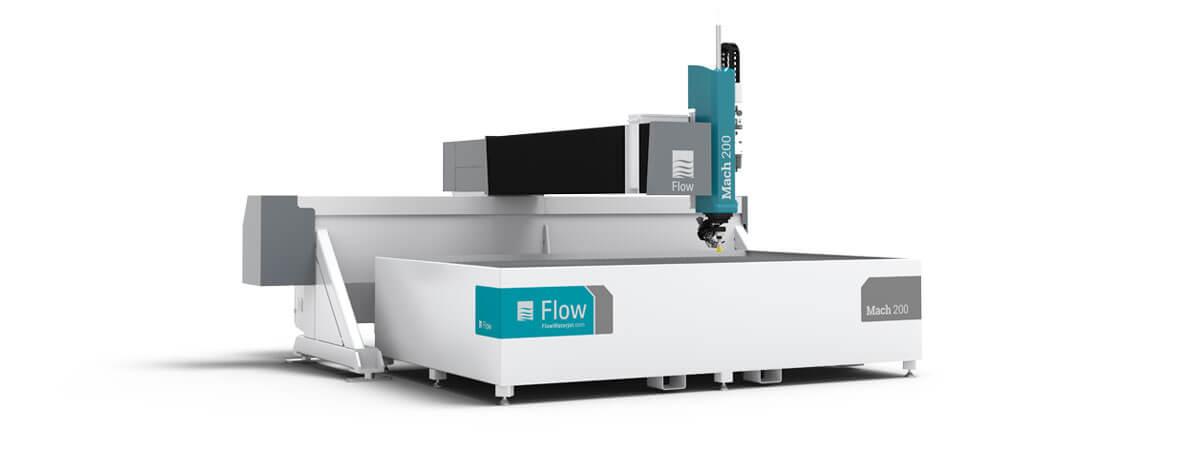 Flow Mach 200 3020