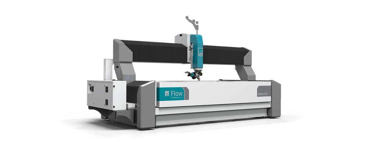 Flow Mach 500 3020